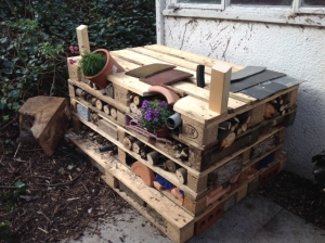 Chris Tookey's Bug Hotel