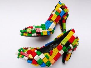 Finn Stone Lego Stilettos